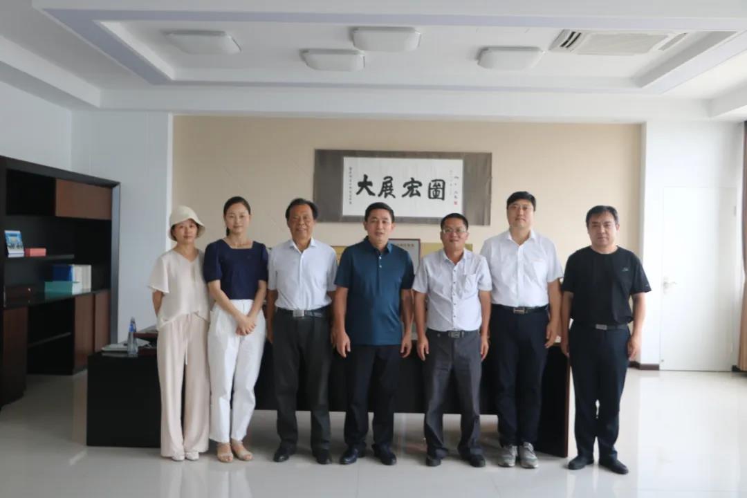 我会走访安徽省河南竞博体育娱乐 交流办会经验